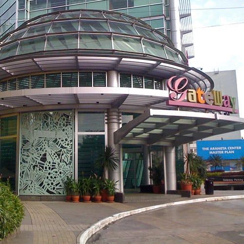 Condominiums in Cubao, Quezon City
